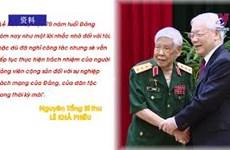黎可漂:平易近人、心系基层的领导者