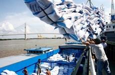 越南优质大米产品出口见起色