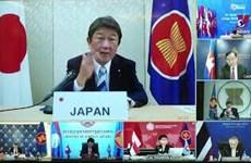 东盟与中日韩外长会推进地区经济合作