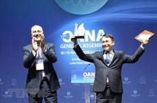 组图:越南通讯社加强国际合作 提高对外新闻效果
