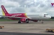 越捷重新开放国际航班   把旅客送到安全目的地