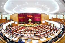 组图:越共第十二届中央委员会第十三次全体会议在河内开幕