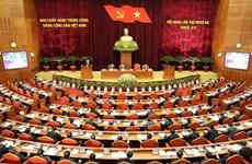 越共第十二届中央委员会第十三次全体会议在河内开幕