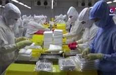 2020年前9月越南商品出口额增长4.2%