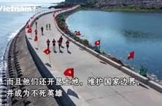 李山岛令人大饱眼福的马拉松路线
