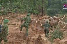 越南多地关注暴雨洪水情况   全力开展灾后重建工作