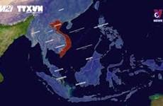 证明越南对黄沙和长沙两个群岛拥有主权的古地图