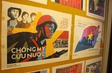 组图:庆祝升龙河内1010周年的宣传画展