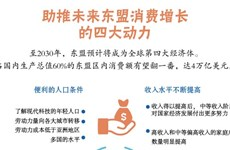 图表新闻:助推未来东盟消费增长的四大动力