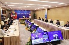 湄公河流域国家愿与韩国、日本深化合作