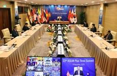 第23次东盟与中日韩(10+3)领导人会议