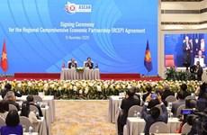 地区专家高度评价RCEP协定签署