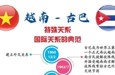 图表新闻:越南古巴特殊关系——国际关系的典范