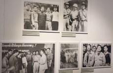 """""""越南与老挝特殊关系""""图片展在河内举行"""
