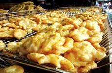 下龙鱿鱼炙——来广宁省非吃不可的一个美味菜肴
