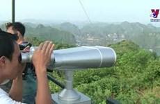 海防市吉婆日益成为具有吸引力的旅游目的地