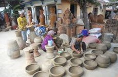 占族陶器——数百年手工艺村的淳朴灵魂
