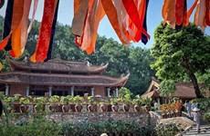 组图:地藏飞莱寺——河南省的著名寺庙