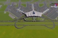 隆城国际航空港有助于加强东南部地区各省的对接