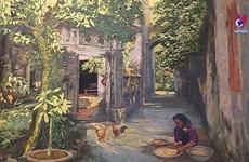 努力推广2020-2030年越南磨漆艺术国家商标