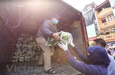 河内市帮助海阳省促进农产品销售