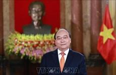 阮春福主席向博鳌亚洲论坛提出重要意见建议