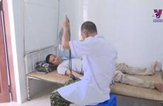 扎根小岛服务军民的军医——长沙军民的精神依靠