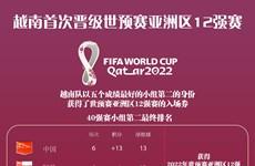 图表新闻:越南队首次晋级世预赛亚洲区12强赛