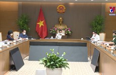 越南坚持公平获取新冠疫苗的原则