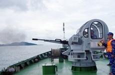 《越南海警法》——海警部队在海上执法的利器