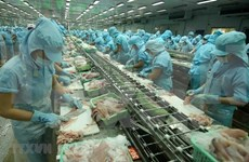 今年前六月越南出口额仍保持增长态势