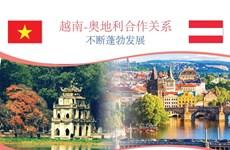 图表新闻:越南-奥地利合作关系不断蓬勃发展