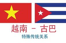 图表新闻:越南-古巴特殊传统关系
