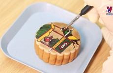 老传统新变化的独特月饼