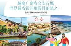 图表新闻:会安古城——世界最省钱的旅游目的地之一