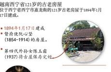 图表新闻:越南西宁省121岁的古老房屋