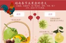 图表新闻:越南春节五果盘的意义