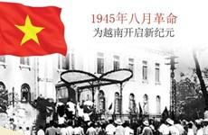 图表新闻:1945年八月革命为越南开启新纪元