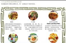 图表新闻:六大必须尝试的顺化美食