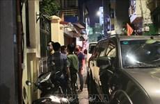 对河内市人民委员会主席进行起诉和暂时拘留
