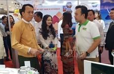 越南品牌展览会在缅甸开展
