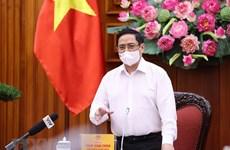 越南政府总理范明政:研究建立新冠疫苗基金