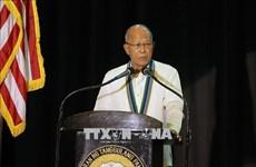 菲律宾官员谴责中国在东海的行为