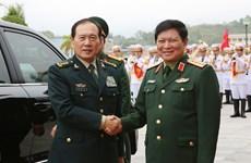 越中边境国防友好交流座谈会在越南高平省举行(组图)
