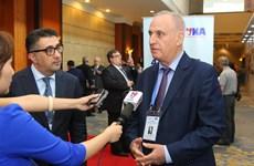 OANA 44:世界各家通讯社领导和代表出席亚太通讯社组织委员会第44次会议(组图)