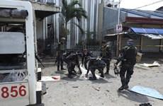 菲律宾中期选举前夜发生连环爆炸事件