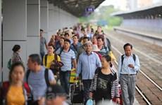 越南铁路:旅客运输量下跌后逐步反弹回升