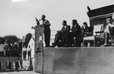 组图:胡志明主席引领全国人民进行抗法战争