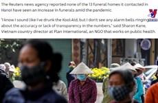 迅速开展强有力措施是越南控制好疫情的关键