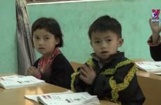 谅山省各所学校参与民族传统文化保护工作